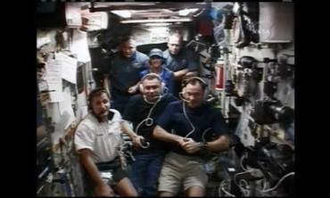 Charles Simonyi Goes to Space