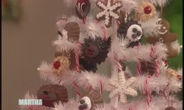 Faux Pastry Creamed Ornaments