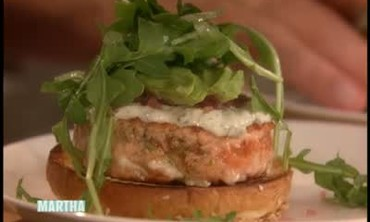 Grilled Salmon Burgers, Part 2