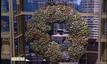 How to Make Hydrangea Wreaths