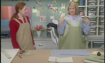 How To Sew a Reversible Apron