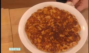 Leftover Orecchiette Frittata