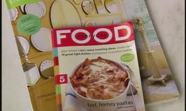 Making Everyday Food Magazine
