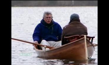 Martha's Adirondack Guide Boat