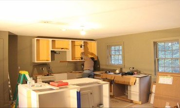 Martha's Maine Kitchen Remodel