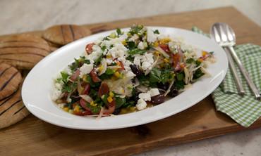 Mediterranean Chopped Salad