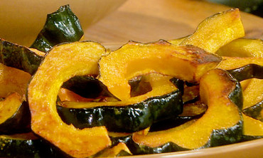 Roasted Squash and Pears