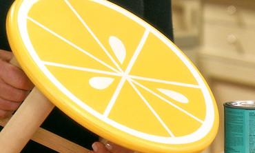 Citrus Stool Craft