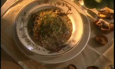 Polish Woodland Mushroom Soup
