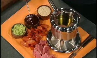 Pork Tenderloin Fondue Recipe