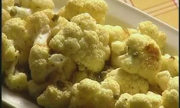 Roasted Cauliflower Side Dish