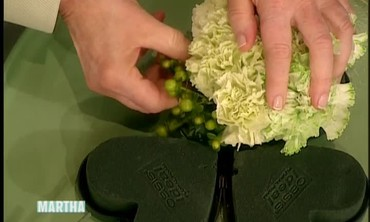 Shamrock Floral Arrangement
