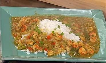 Shrimp Etouffee Recipe Part 2