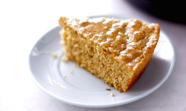 Whole-Grain Skillet Cornbread