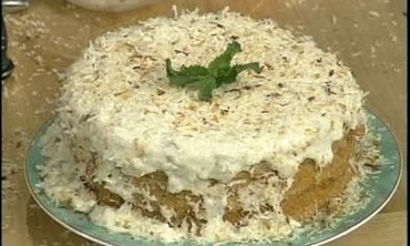 Coconut Cake with Pecan, Part 2