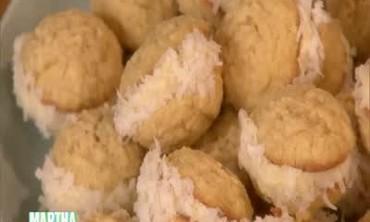 Coconut Sandwich Cookies, Pt. 2
