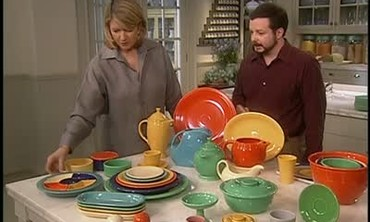 Collecting Colorful Fiestaware
