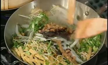 Emeril's Recipe for Mu Shu Pork