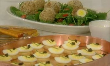 Hard Boiled Egg Recipes, Part 1