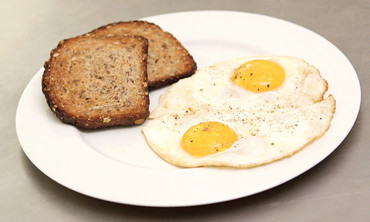 How to Cook a Sunny-Side Up Egg