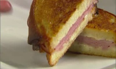 How to: Ham and Manchego Panini