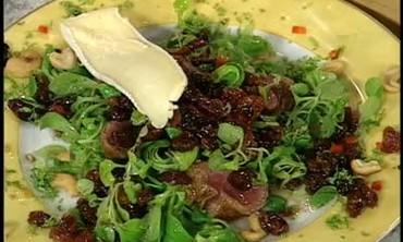 How to Prepare a Venison Salad
