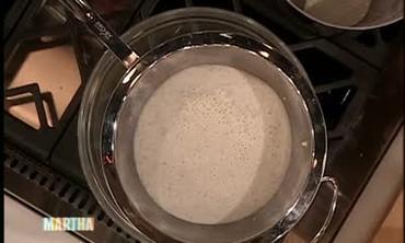 Jerusalem Artichoke Cream Soup