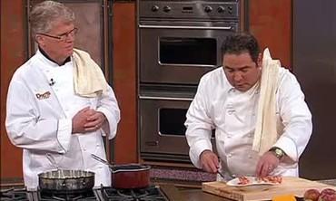 JFK Lobster Stew Recipe Part 1