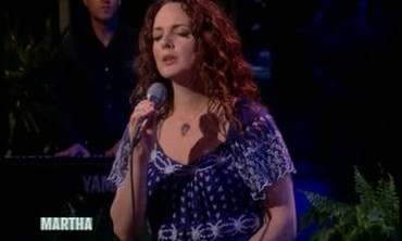 Melissa Errico Sings a Lullaby