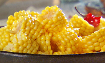 Spiced Corn on the Cob