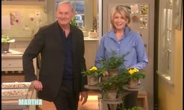 Plant Stand with Victor Garber