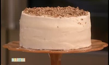 Simple Hummingbird Cake, Part 2