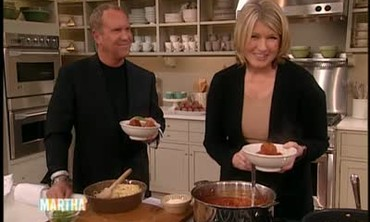 Spaghetti and Meatballs, Part 2