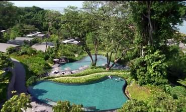 The Capella Singapore Resort
