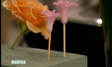 Wax Flower Arrangements, Part 1