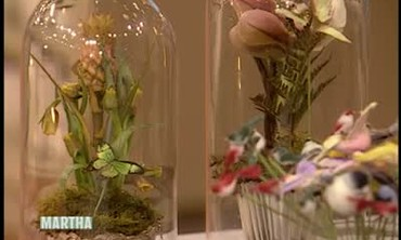 Wax Flower Arrangements, Part 2