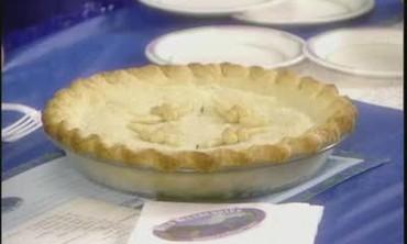Blueberry Festival Pie Bake Off