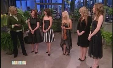 Celtic Woman Sings Spanish Lady