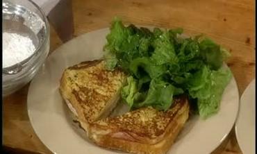 Classic Monte Cristo Sandwiches