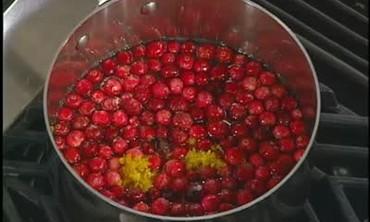 Cranberry Savings Delight Pt. 2