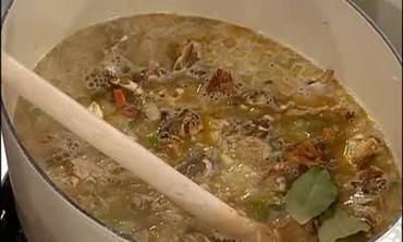 Delmonico's Seafood Okra Gumbo