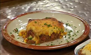 Double Dinners, Chili Tamale Pie