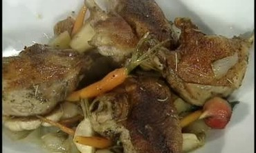 Duck and Root Vegetables Part 2