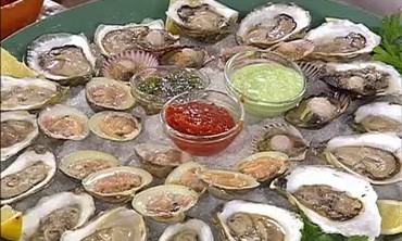 Grilled Clams and Oysters, pt. 2
