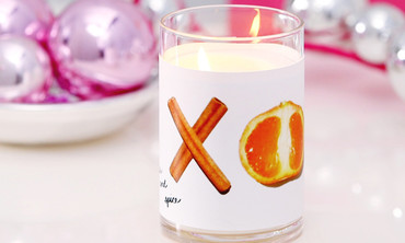 Holiday Citrus and Spice Candle