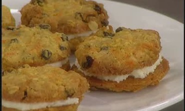How to Bake Carrot Cake Cookies