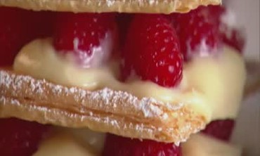 How to Bake Raspberry Napoleons