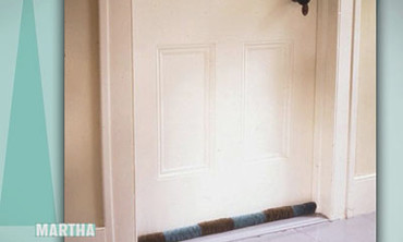 How to Make a Door Draft Dodger