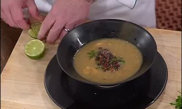 How to Make Chayote Soup, Part 3