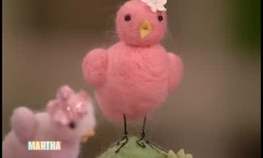How to Make Needle Felted Birds